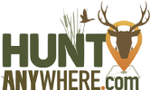 hunt anywhere logo